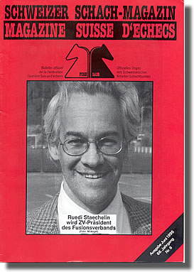 The last issue of the SSM (No. 6, June 1995)